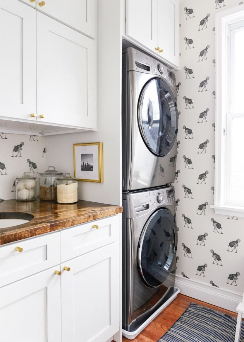 These 10 Hacks Make Laundry Day Much Less of a Chore | Laundry room ..
