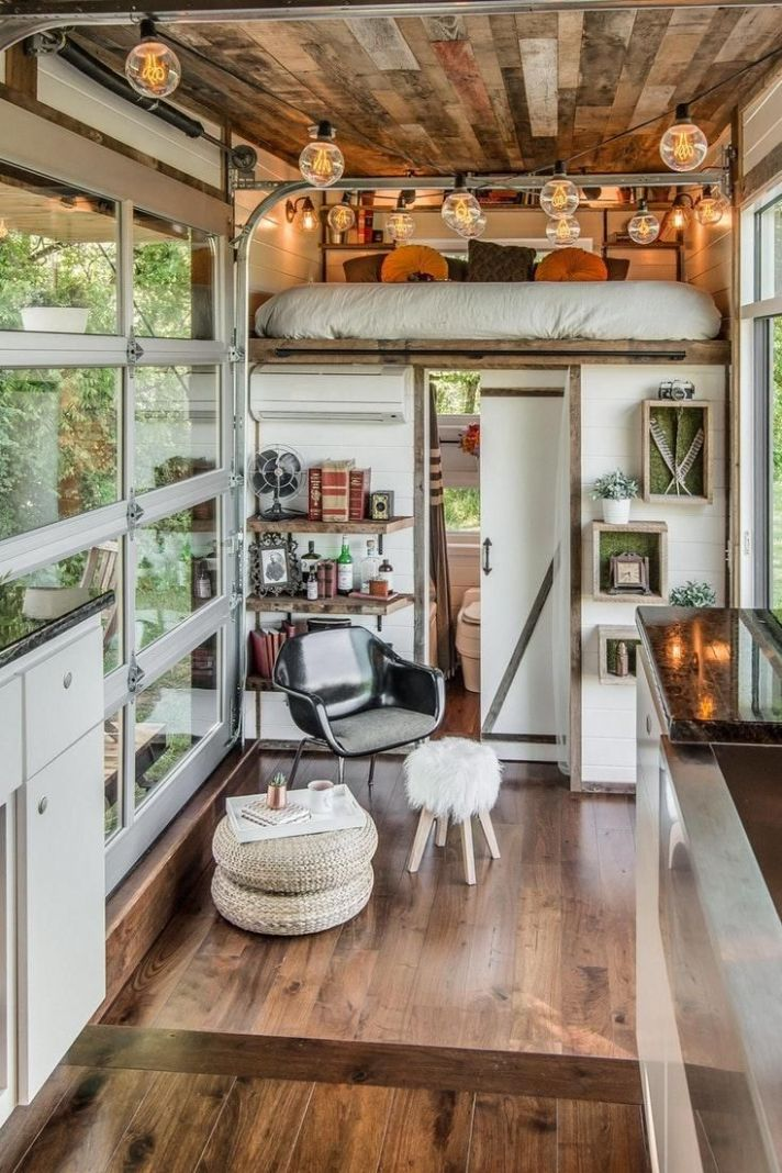 These Tiny Home Rentals Are So Chic | Small dream homes, Home ..