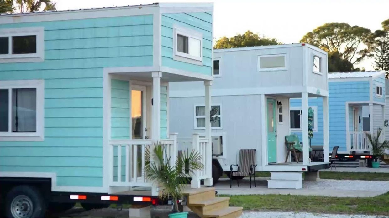 This Florida Beach Resort is Filled With The Cutest Tiny Homes | Southern  Living - tiny house rentals florida
