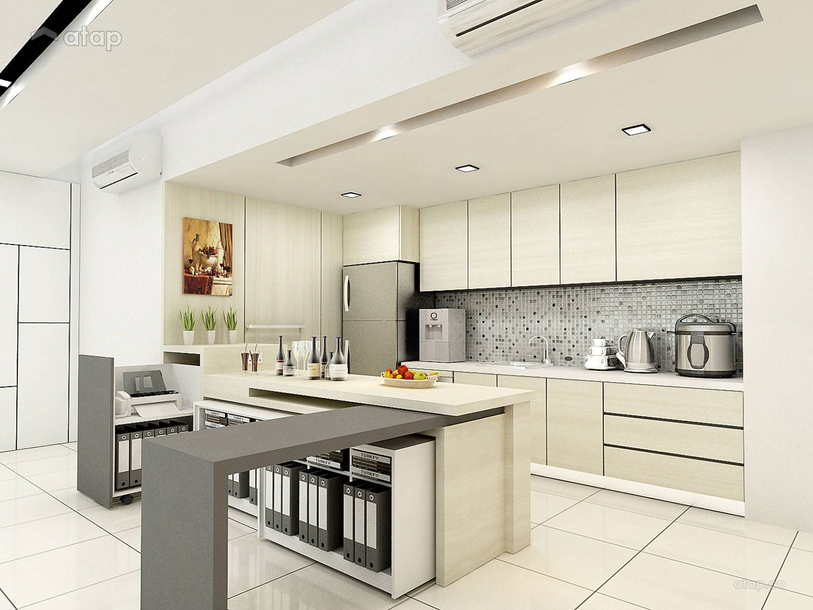 This Is Your Ultimate List of Malaysian Kitchen Designs and ...