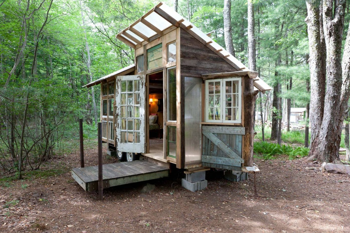 Tiny Home on Farm Upstate Catskills - Tiny houses for Rent in ...