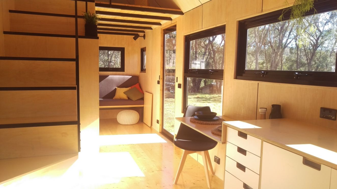 Tiny House Builder | Melbourne VIC | Off Grid Tiny Houses - tiny house victoria