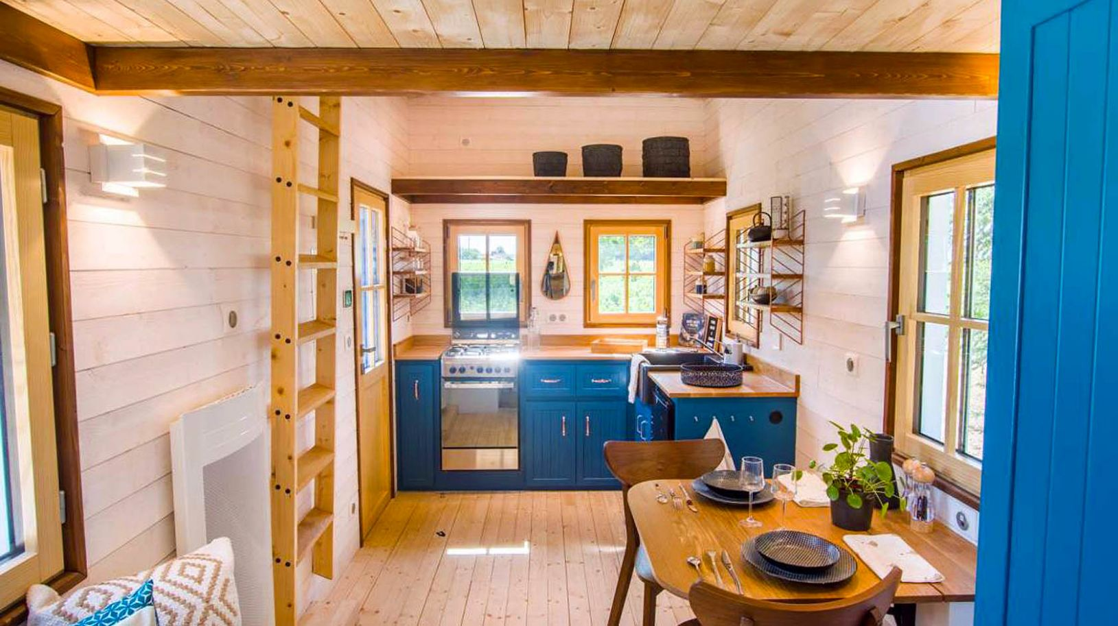 Tiny House Kitchen Ideas - Questions and Answers - Best Tiny Cabins - tiny house kitchen ideas