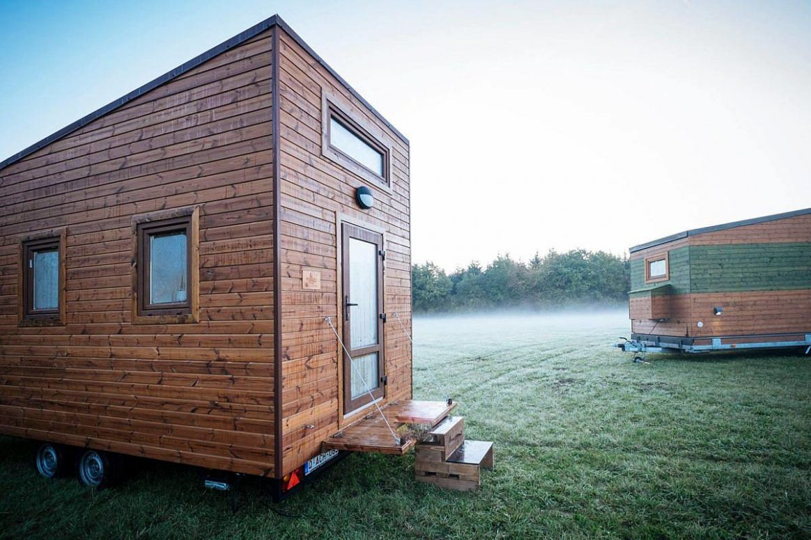 Tiny house trend finds first supporters in Romania | Romania Insider - tiny house romania