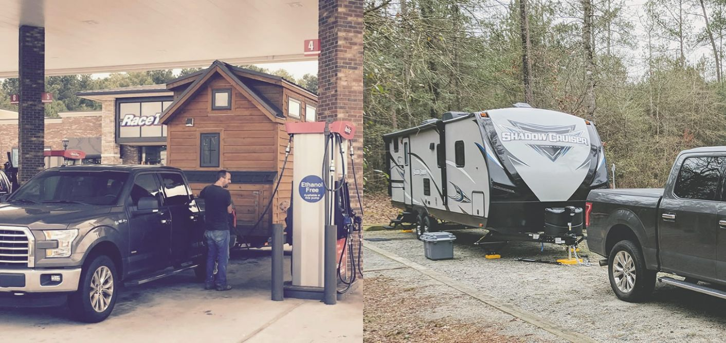 Tiny House vs RV - Tiny Home Builders - tiny house vs rv