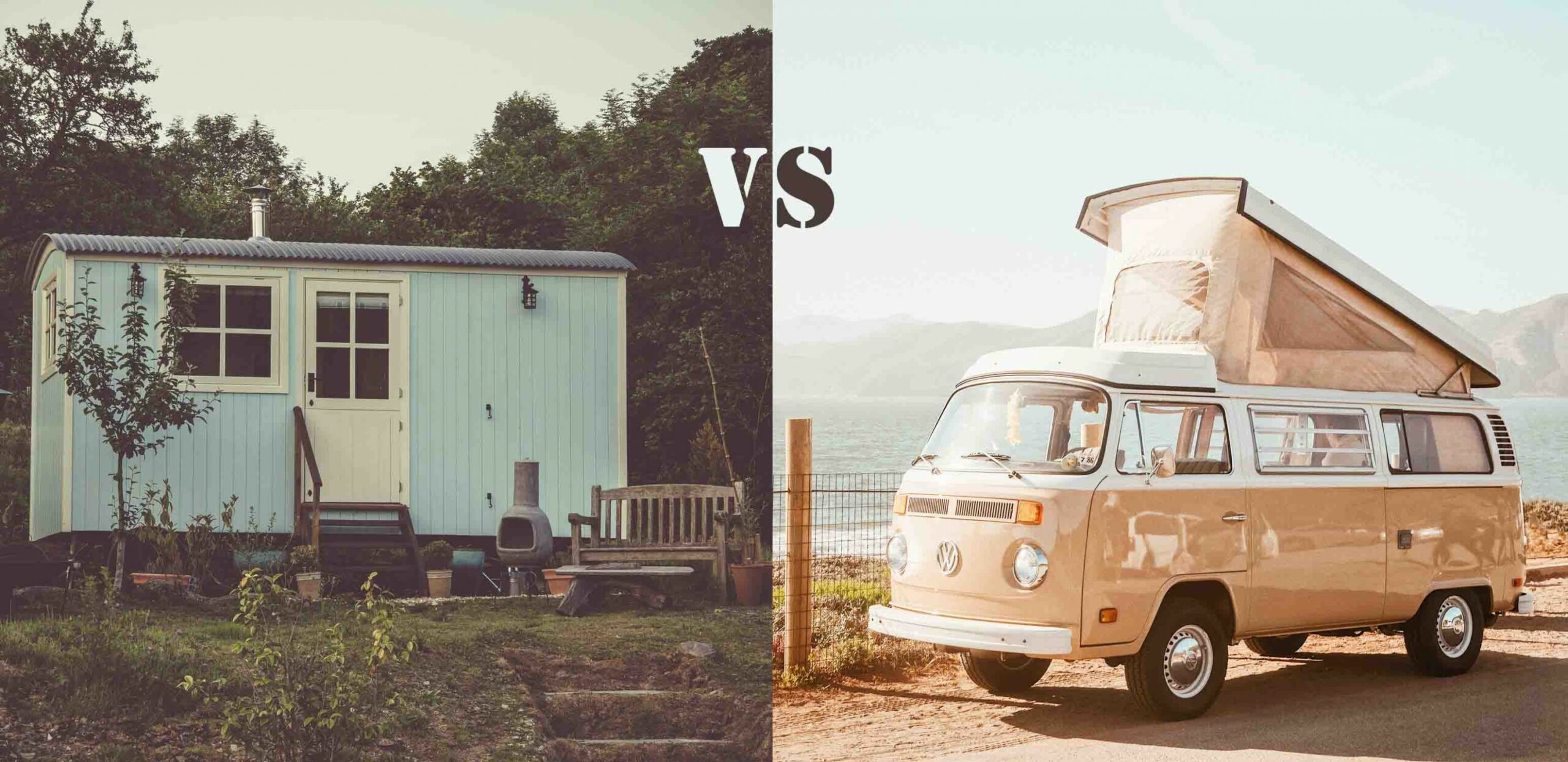 Tiny House vs RV - When you need a home away from home - tiny house vs rv