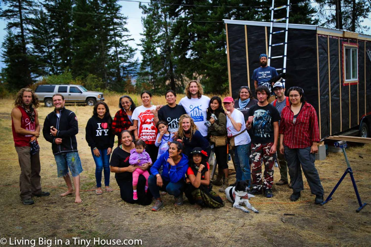 TINY HOUSE WARRIORS (9 of 9) | Living Big In A Tiny House - tiny house warriors