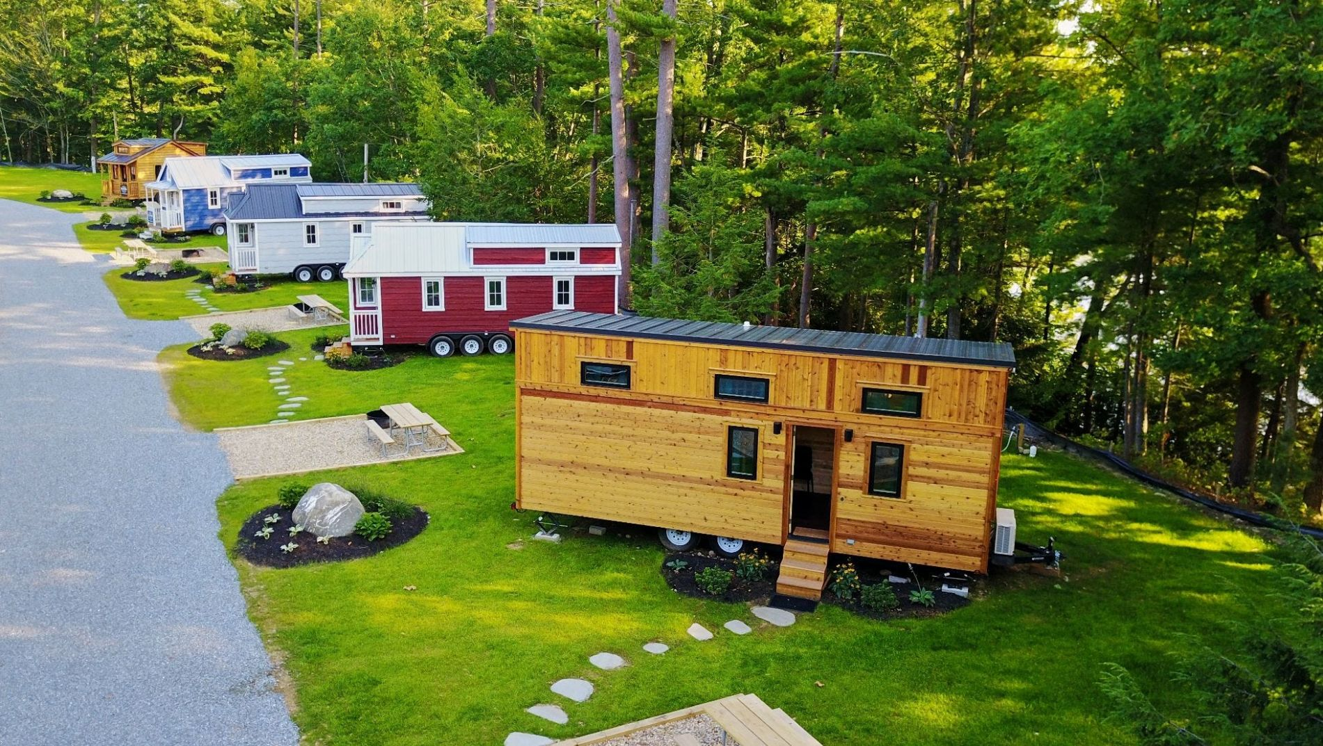 Tiny houses: Vacation rentals provide test drive on lifestyle trend - tiny house vacation rental