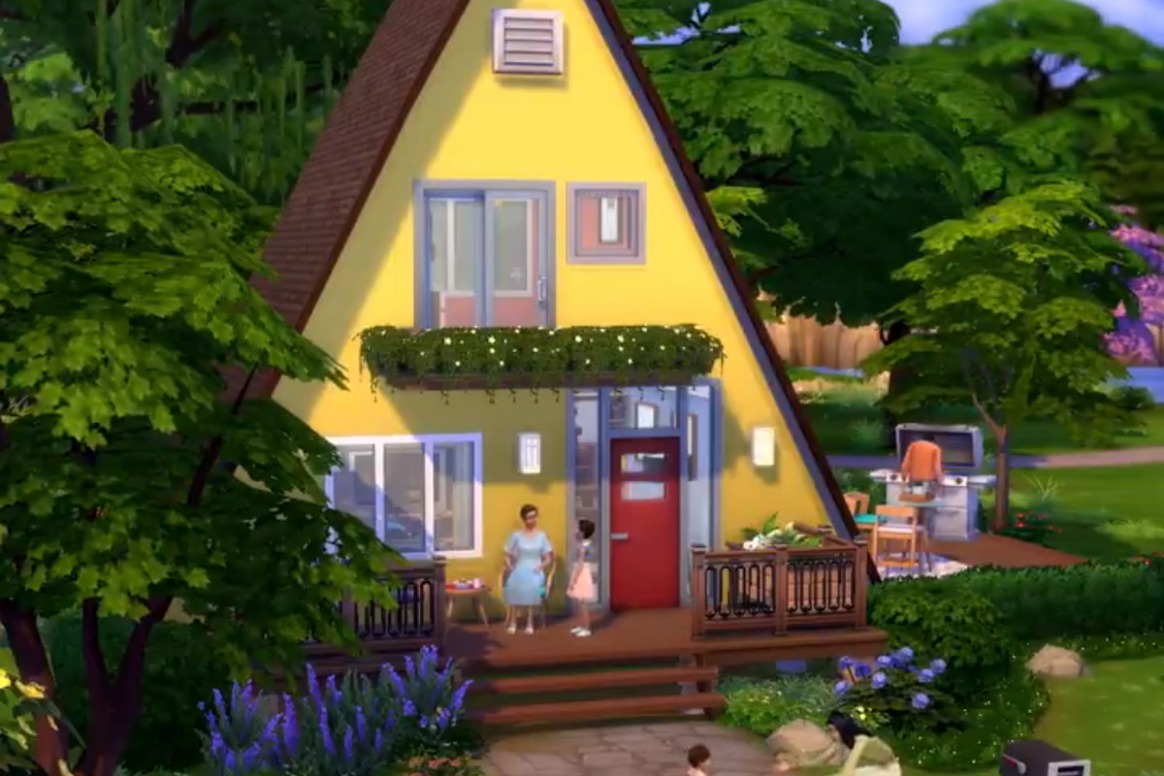 Tiny Living Stuff Pack coming to The Sims 11 - Polygon - tiny house sims 4