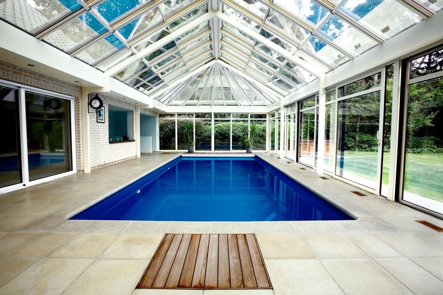 Tips For Indoor Swimming Pool Design You Have To Know Traba Homes ...