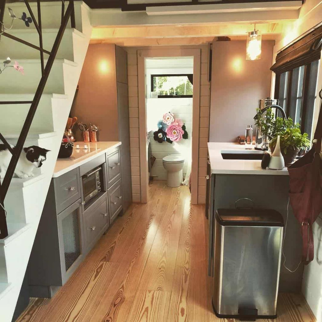 Top 11 Actionable Tiny House Kitchen Ideas You Should Consider ...