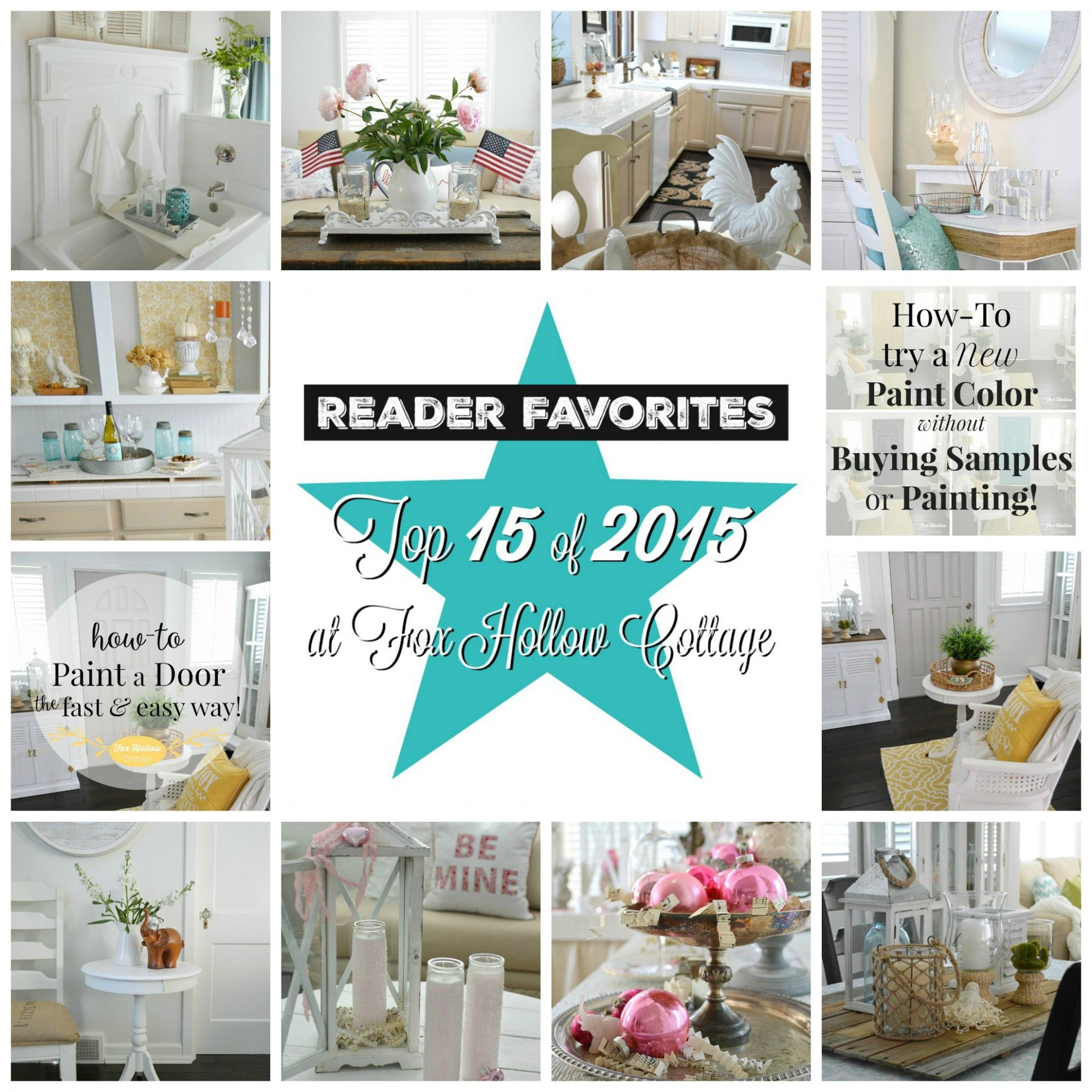 Top 11 DIY Craft and Home Decorating Projects of 2011 - diy home decor blogs