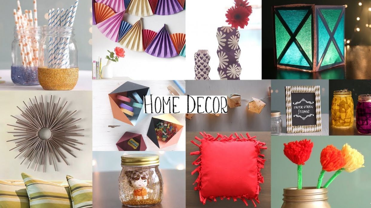 TOP 12 Home Decor Ideas You Can Easily DIY | DIY Room Decor - diy home decor room