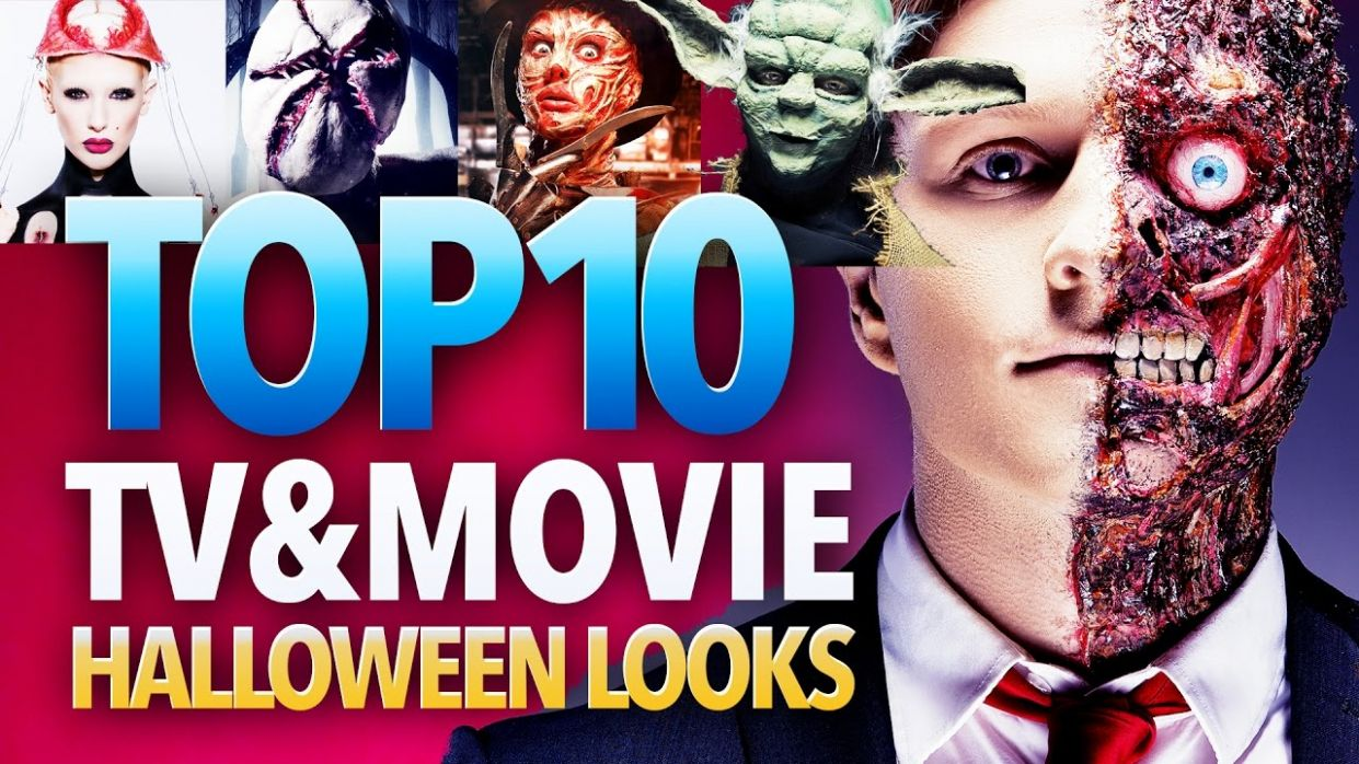 Top 12 Movie and TV Character Halloween Costume Ideas - halloween ideas movie character