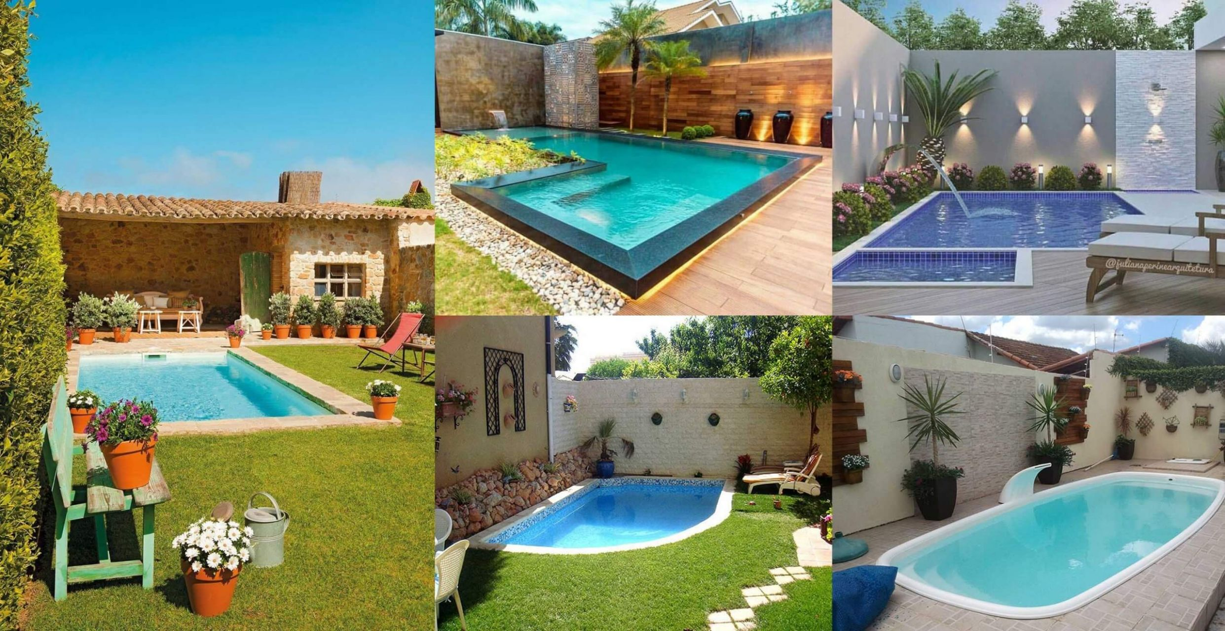Top 8 Amazing Small Pool Ideas For Your Backyard - Engineering ...