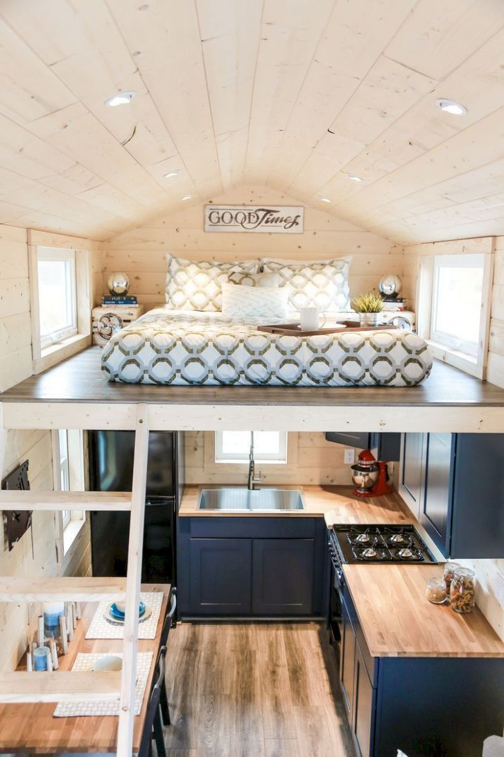 Top 9 Creative Modern Tiny House Interiors Decor We Could ..