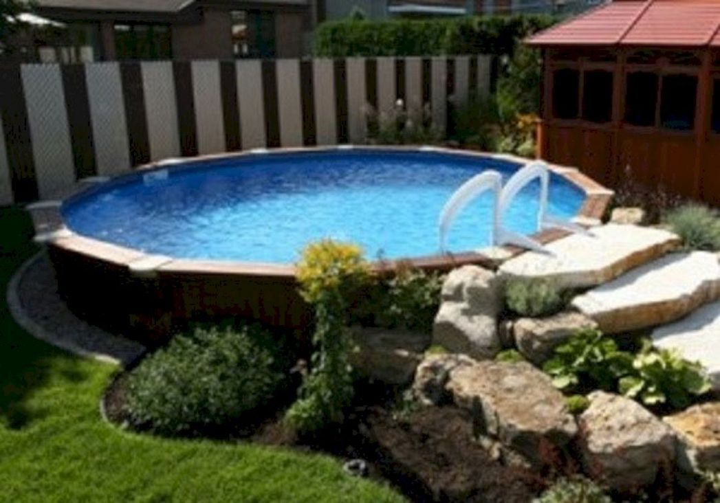 Top 9 Diy Above Ground Pool Ideas On A Budget | Above ground ..