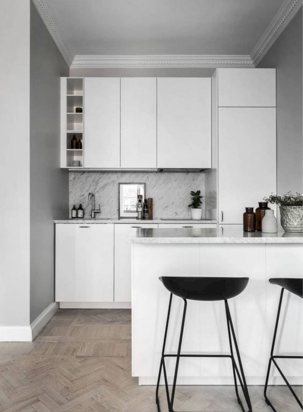 Top Apartment Kitchen Designs Design Listicle Small Photos Room ...