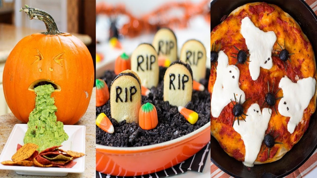 Top Easy Halloween Recipes To Make At Home - Recipes Compilation