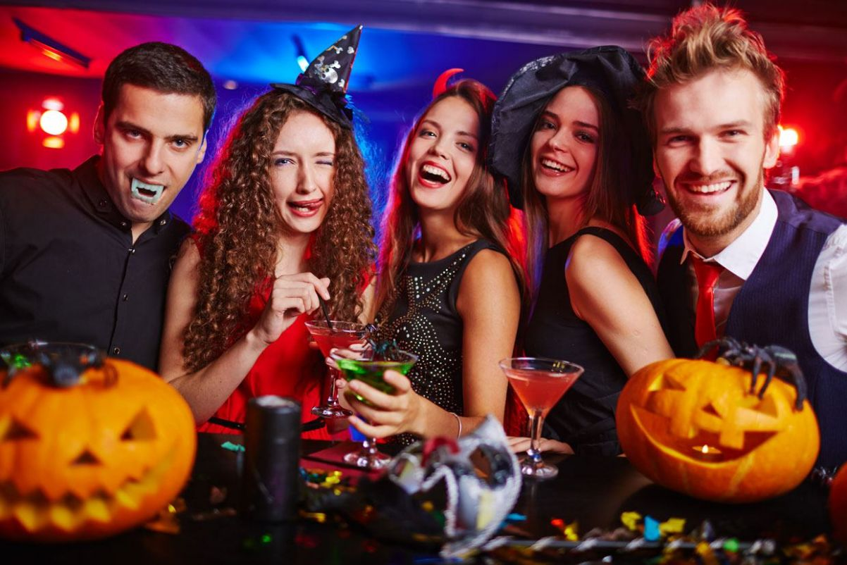 Top five ideas to make your halloween fun