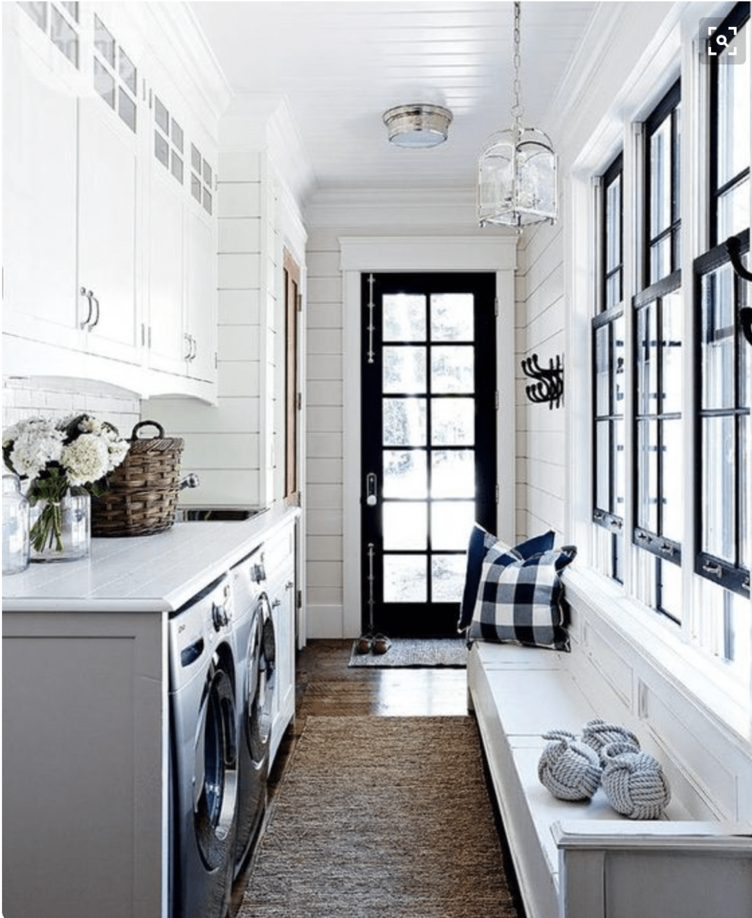 Top Mudroom Inspiration Ideas and Lowes | Laundry room inspiration ...
