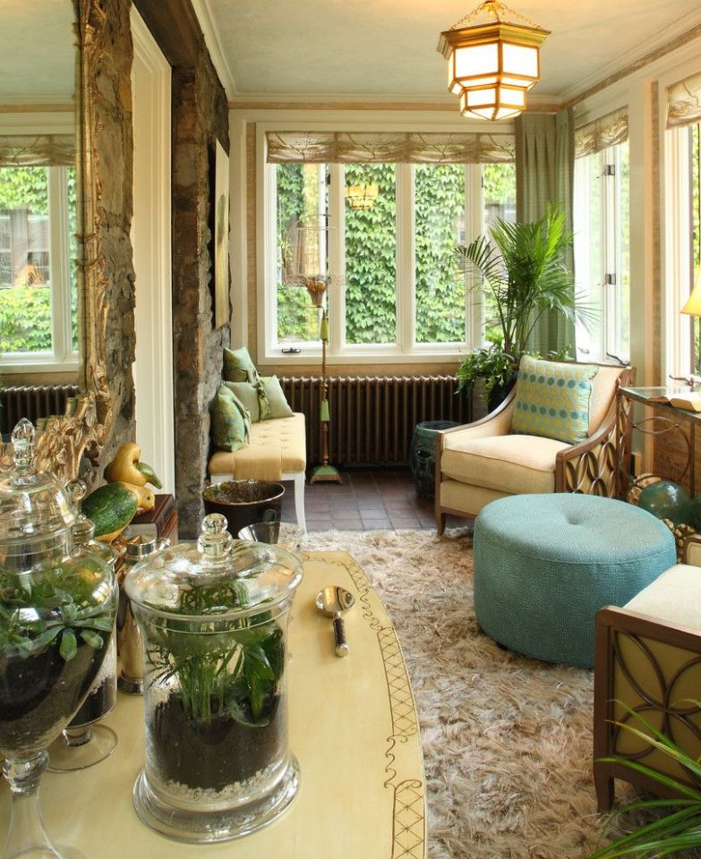 Transform Your Sunroom into Your Own Winter Garden! | Sunroom ...