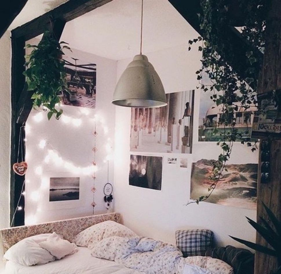 Tumblr Bedrooms : Photo | Bedroom inspirations, Home bedroom ..