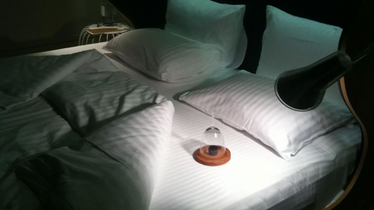 Turn down service at The Witt Istanbul Hotel | Hotel pillows ...