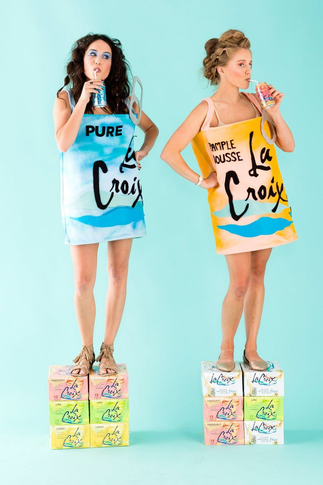 Turn Your La Croix Obsession into the Hottest Group Halloween ...