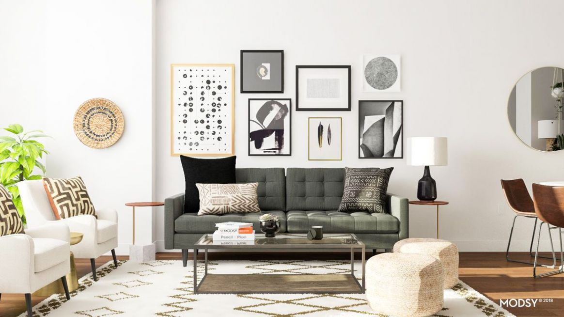 Two Perfect Layout Ideas For A Narrow Living Room | Rectangular ..