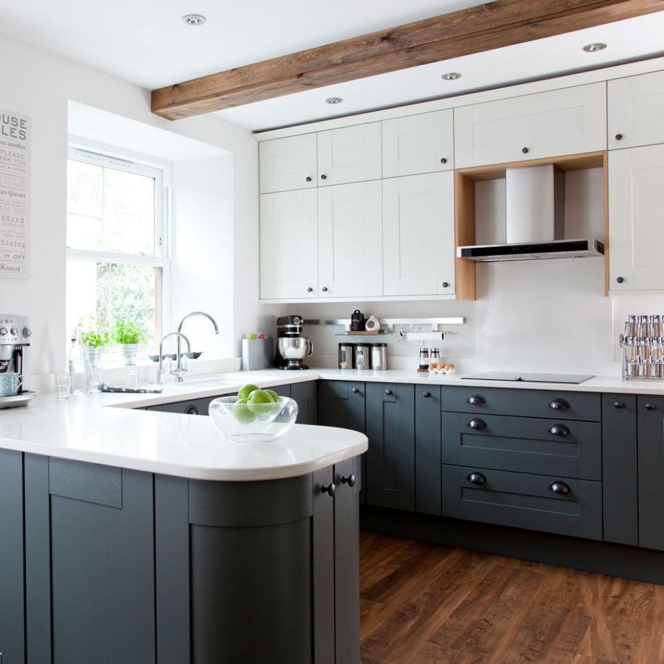 U-shaped kitchen ideas – designs to suit your space - kitchen ideas high gloss