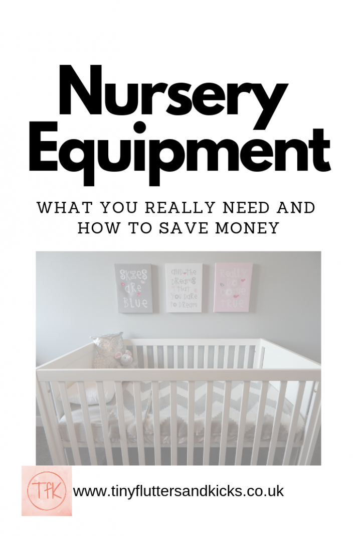 Ultimate Baby Nursery Equipment Checklist. Do you have everything ..
