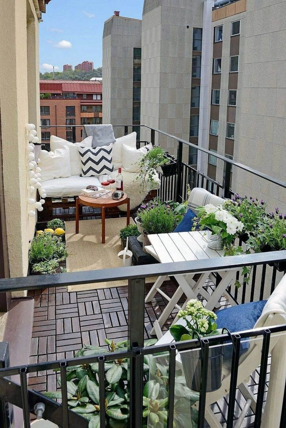 Unique balcony ideas for apartments india exclusive on homesable ..