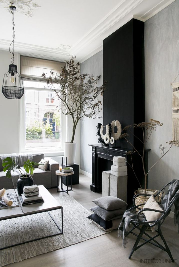 Urban chic house with authentic details in The Netherlands (With ..