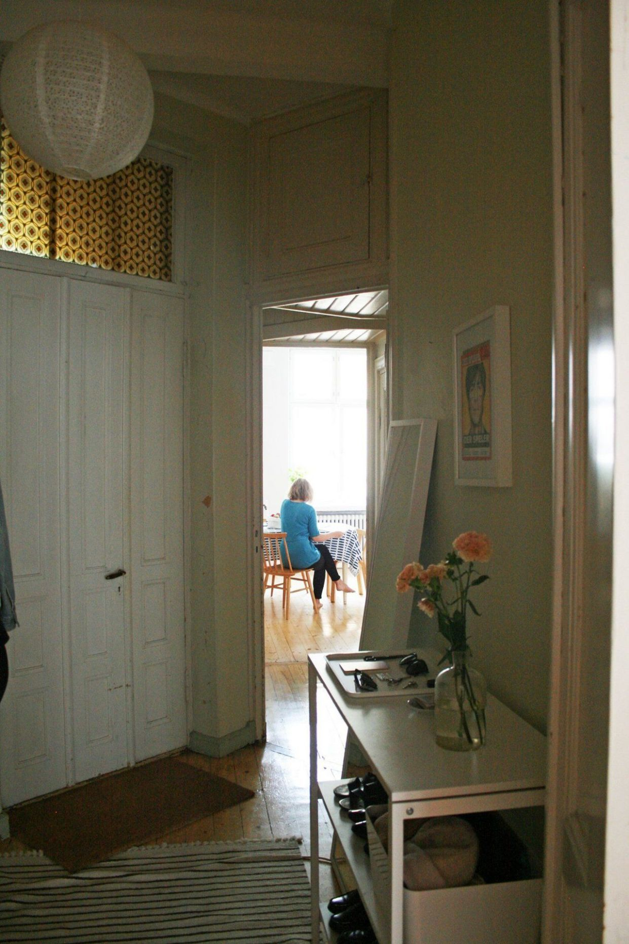 Viivi's Pastel Helsinki Haven | House tours, House, New homes