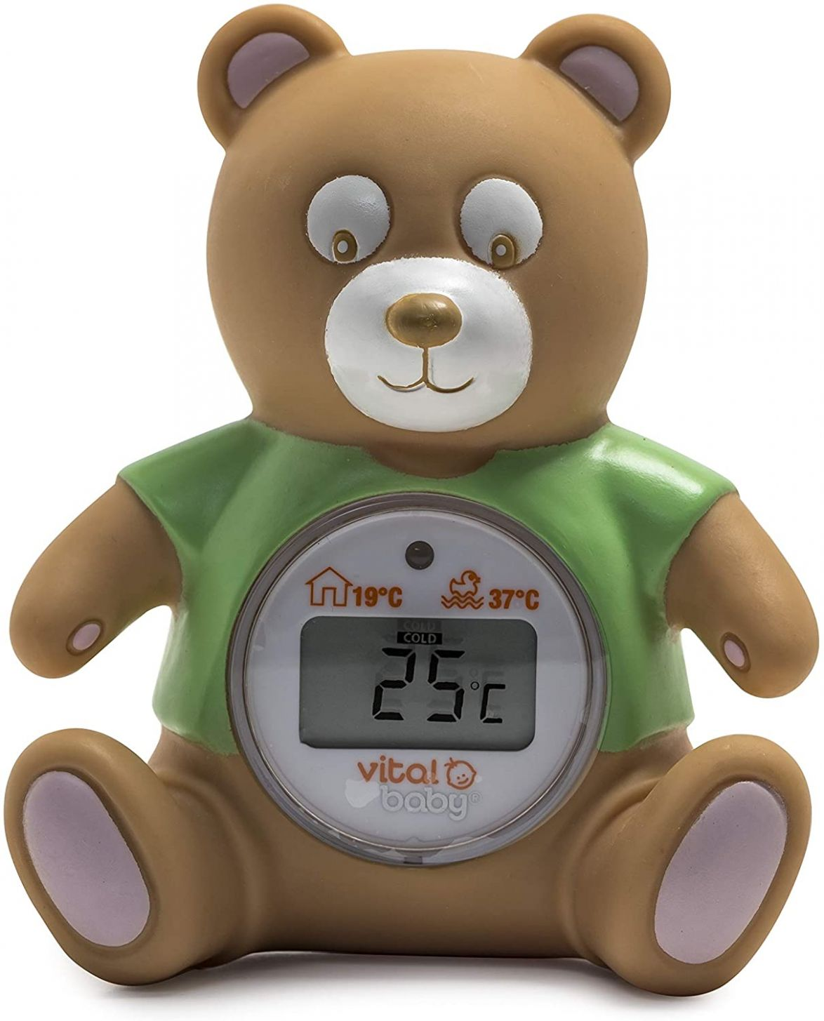 Vital Baby Room and Bath Thermometer