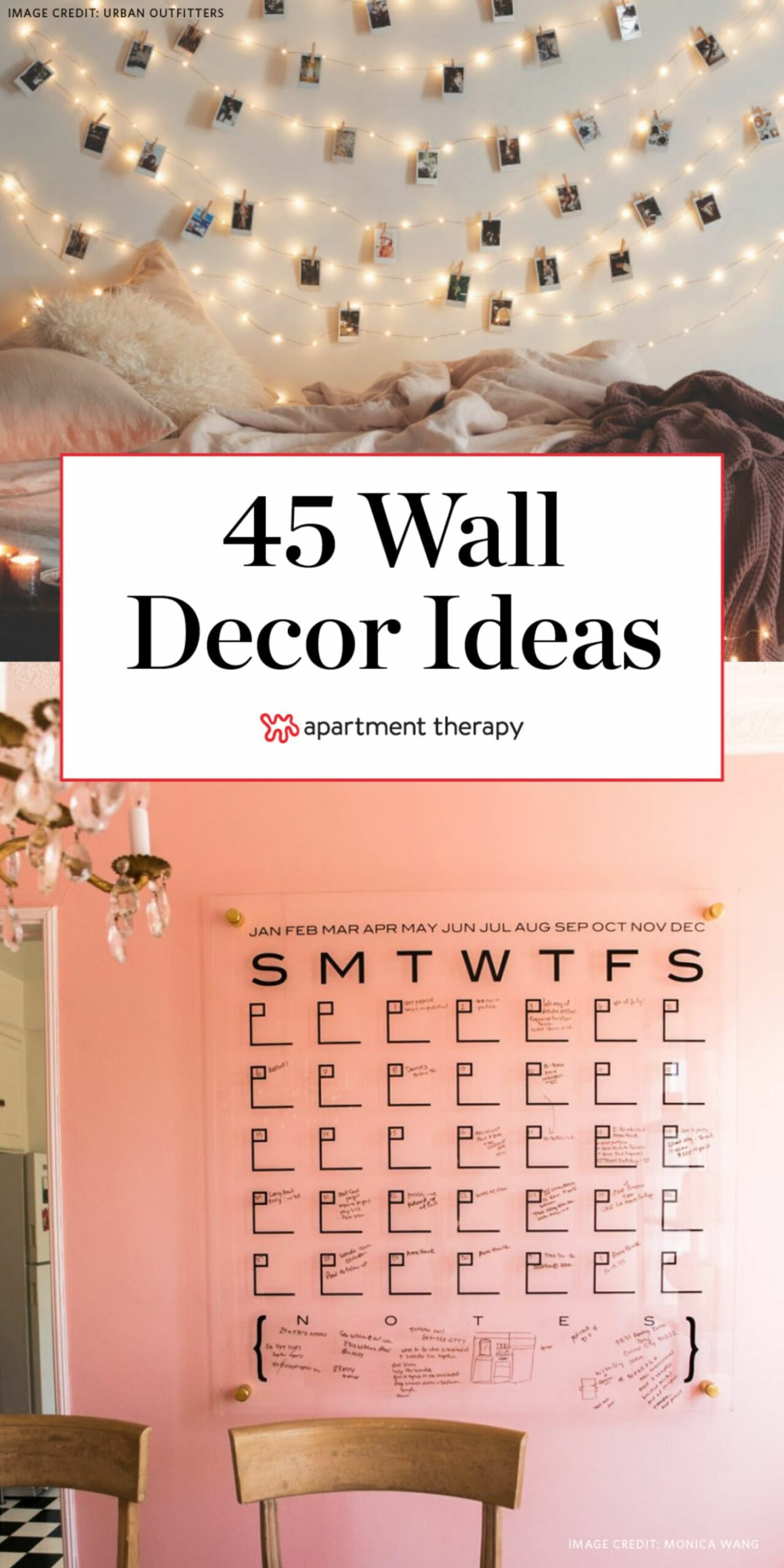 Wall Decor Ideas - 10 Things to Try at Home | Apartment Therapy - apartment decorating wall ideas
