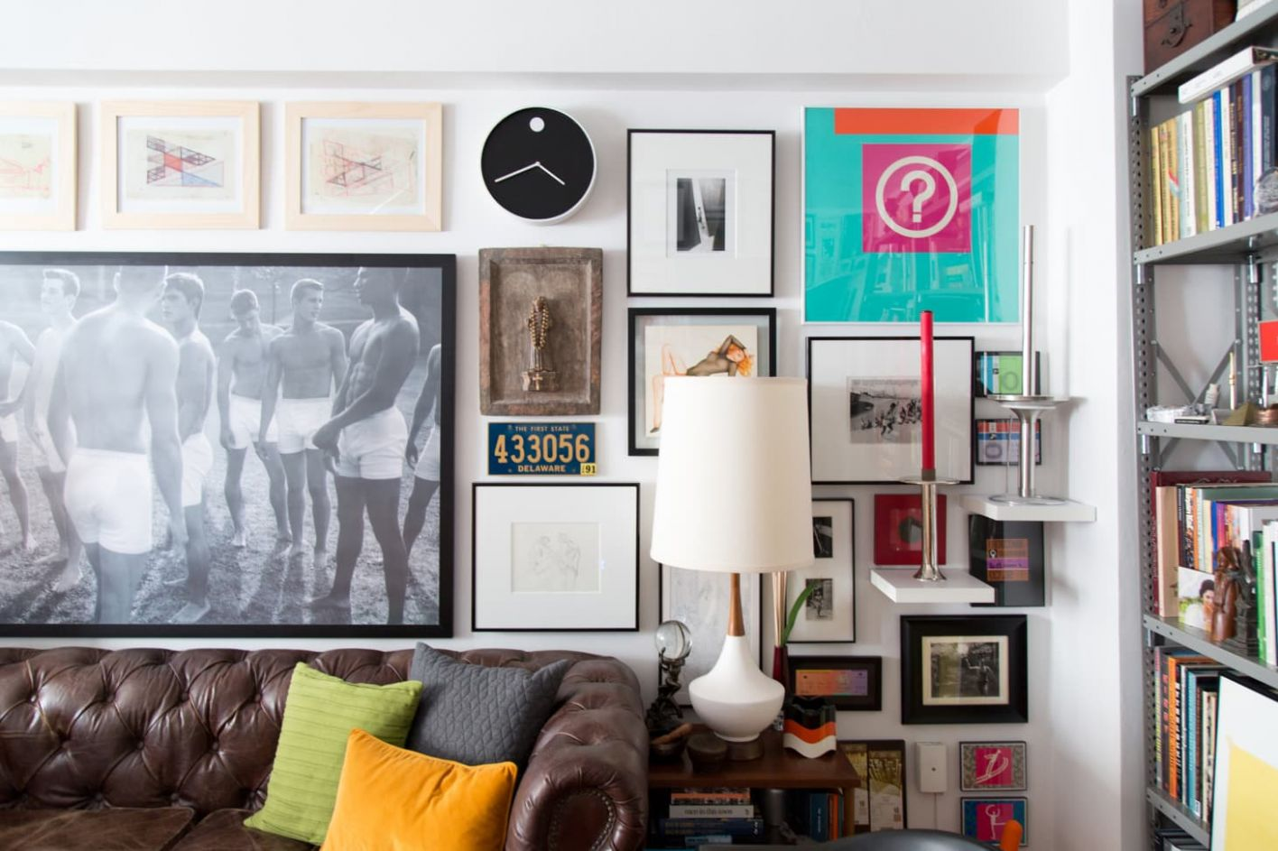 Wall Decor Ideas - 11 Things to Try at Home | Apartment Therapy - quirky wall decor ideas