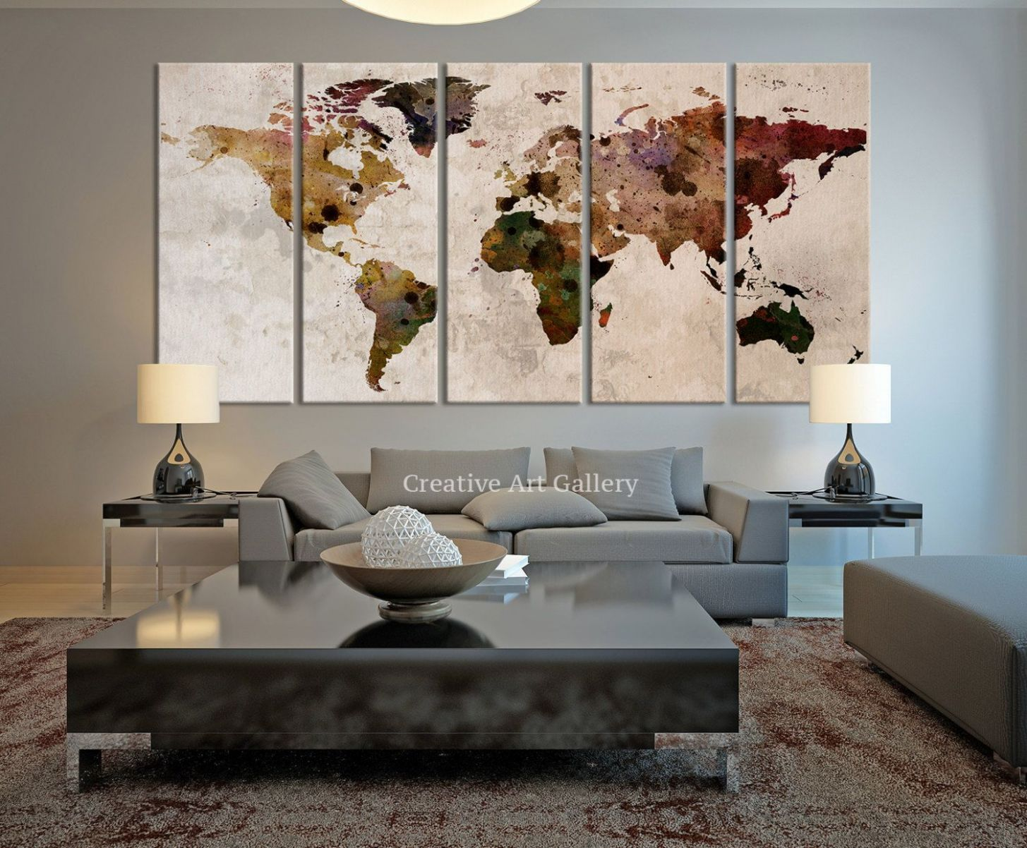wall decoration online india | Office wall decor, Large wall decor ..