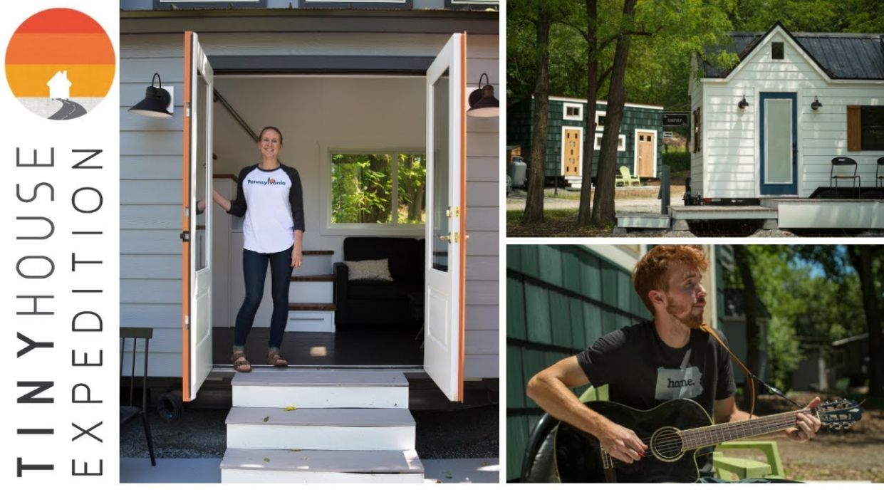 Welcome to Tiny Estates, a Tiny Home Community + Experience