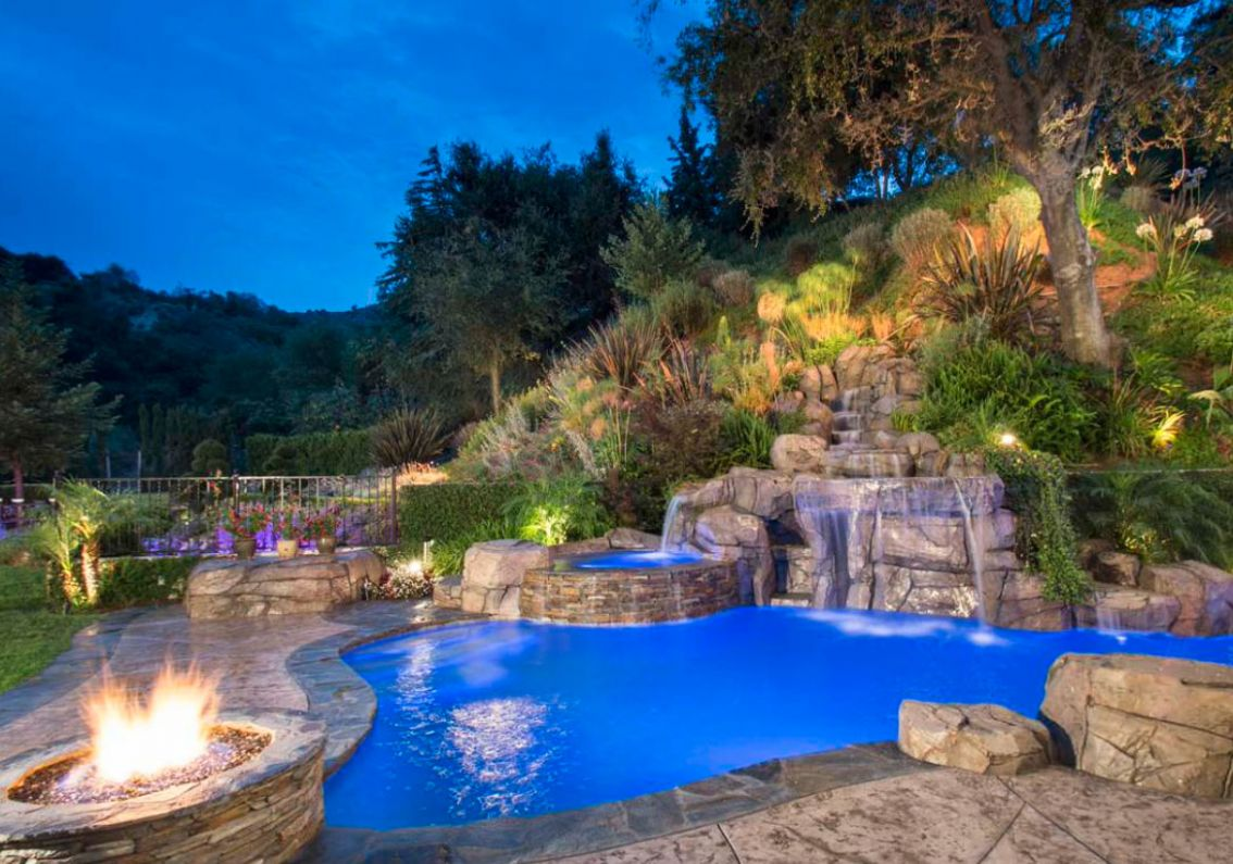 What are the Different Pool Landscape Ideas? » Residence Style - pool ideas and landscaping