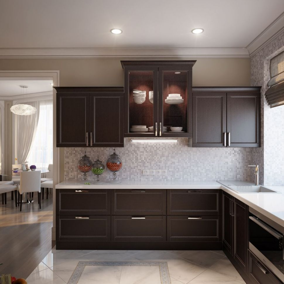 What is an L-shaped Kitchen Layout? | Freshome