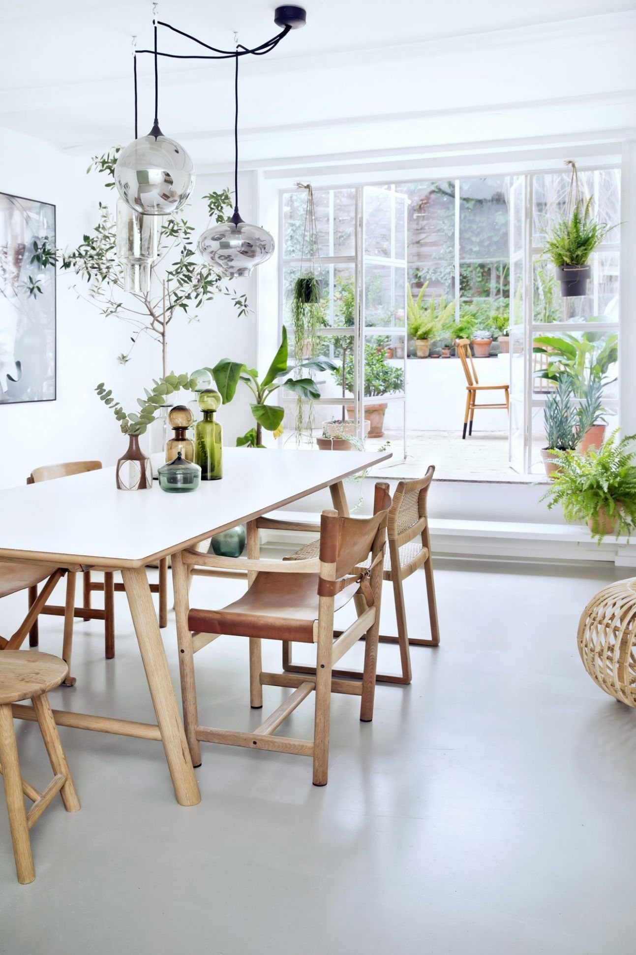 What's Hot on Pinterest: 12 Scandinavian Dining Rooms | Spisestue ...