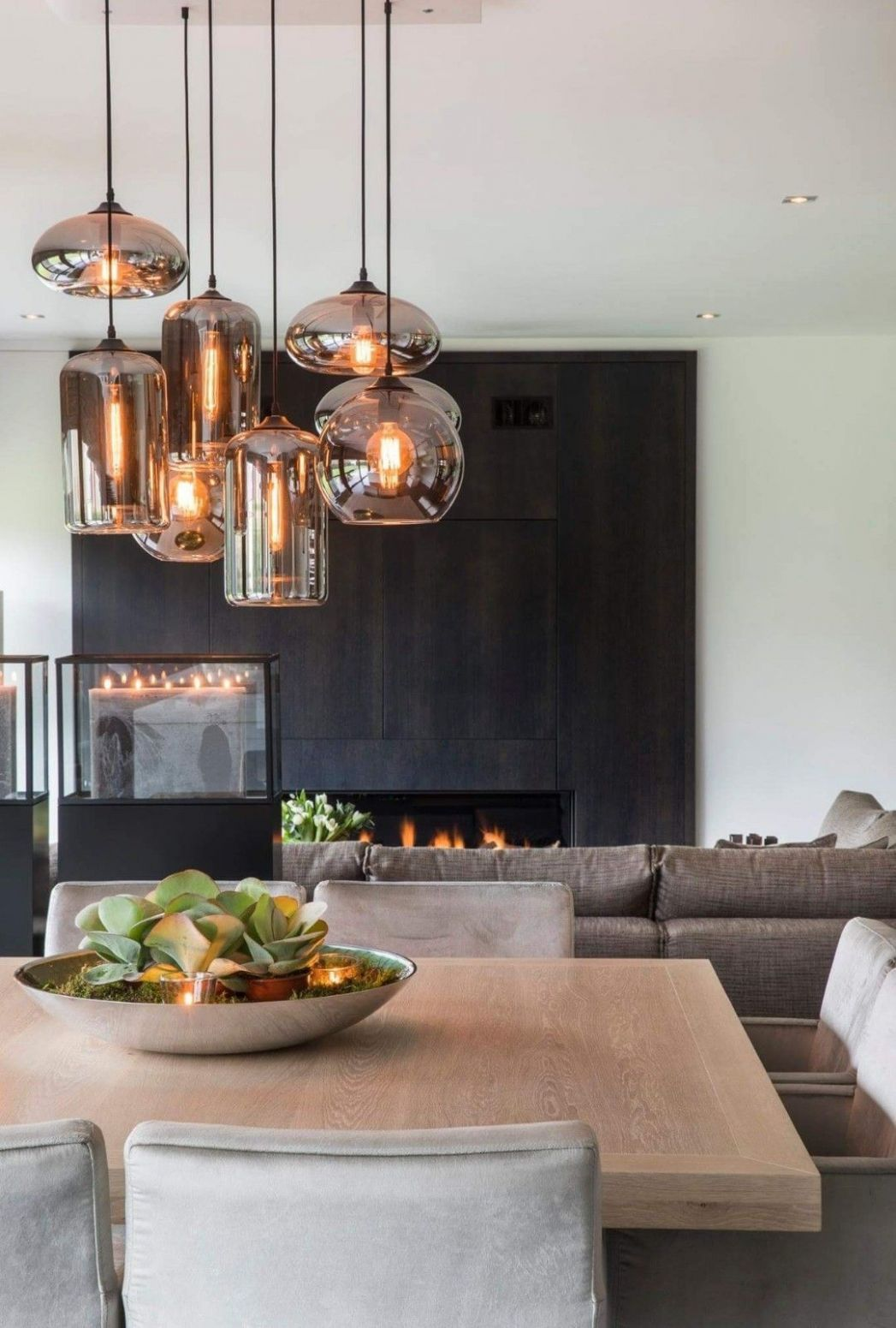 What's Hot On Pinterest: These Are The Best Dining Room Lighting ...