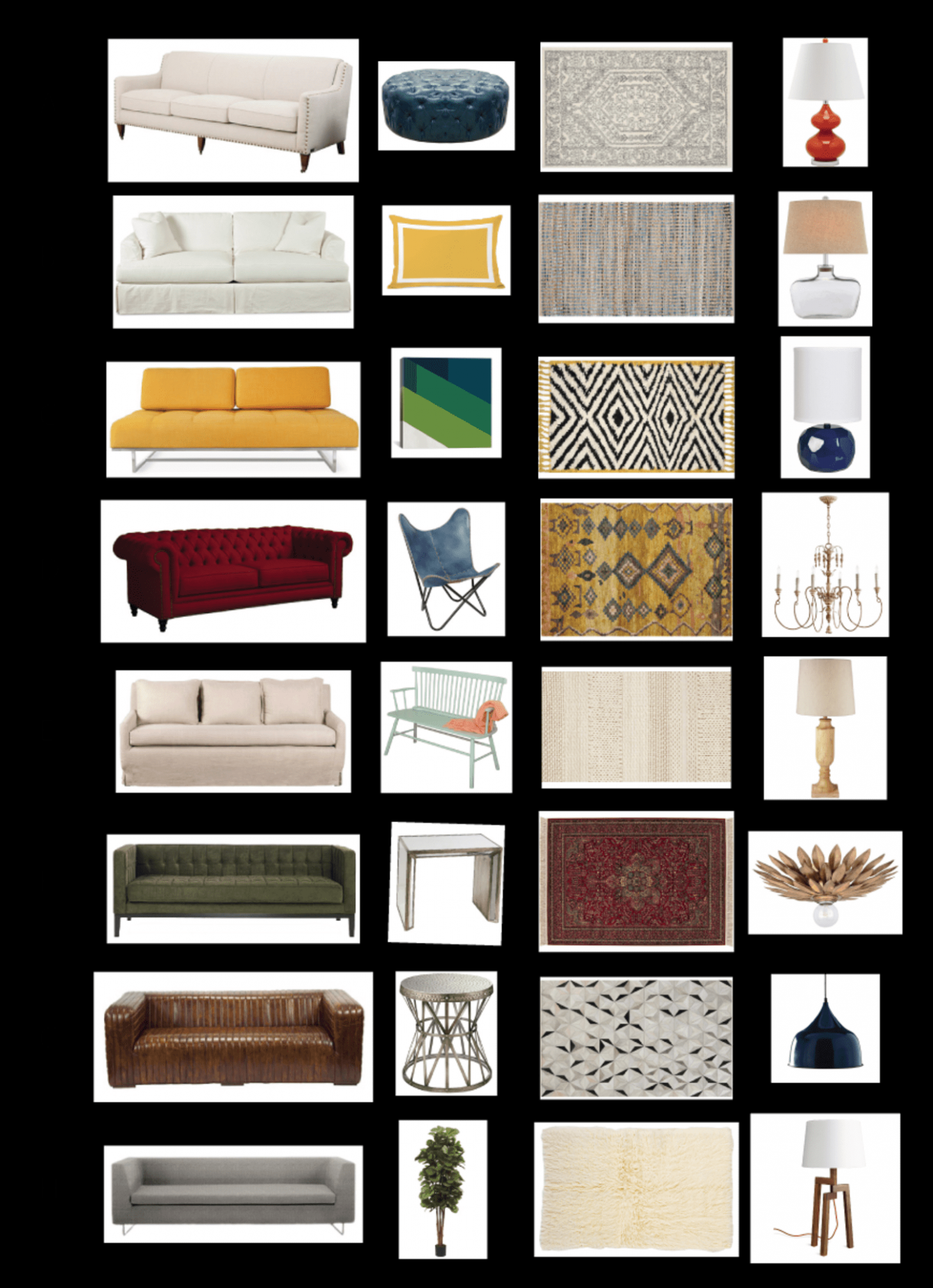 What's Your Style Profile?   Interior design styles quiz, Home ...