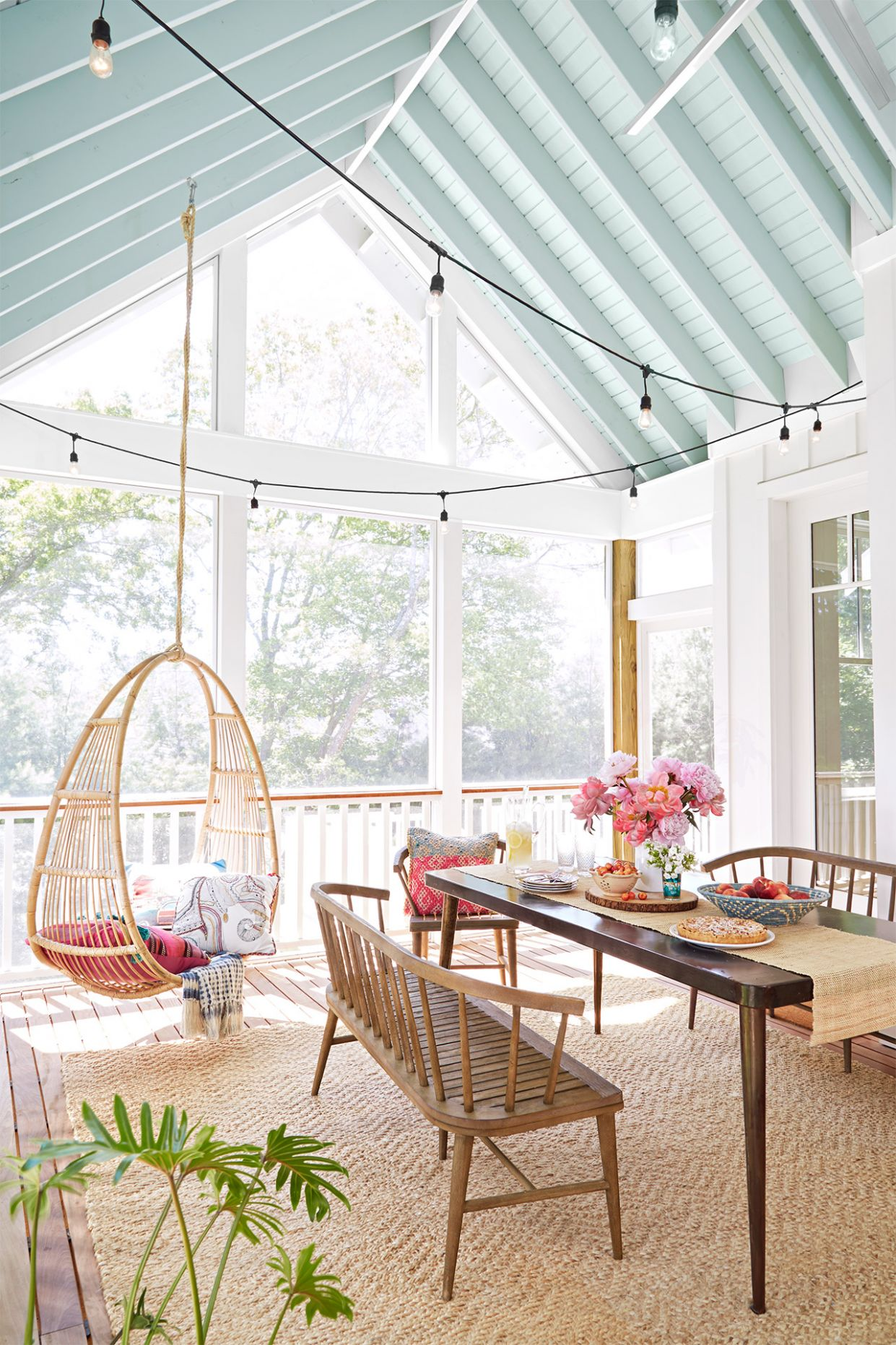 What to Know Before Adding a Sunroom | Better Homes & Gardens - small sunroom off kitchen
