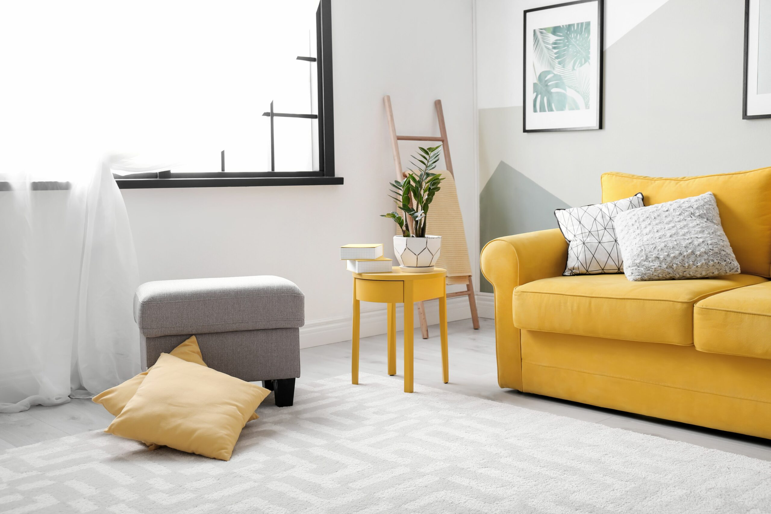 Why Yellow Home Decor Is A Great Way To Get A Jumpstart On Spring