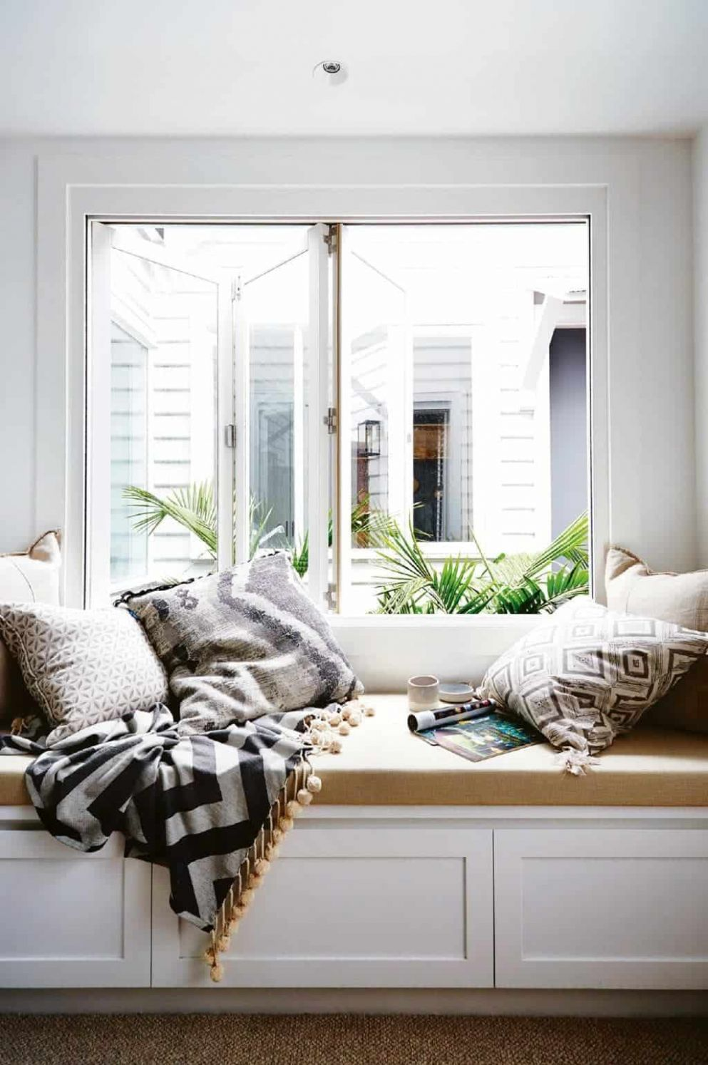 Window Seat Ideas for Every Room -- The Most Beautiful Examples