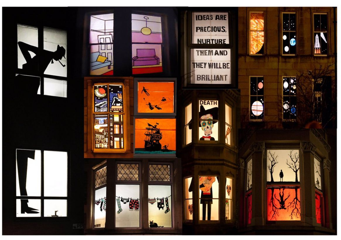 "Window Wanderland ✨ on Twitter: ""The big #WindowWanderland .."