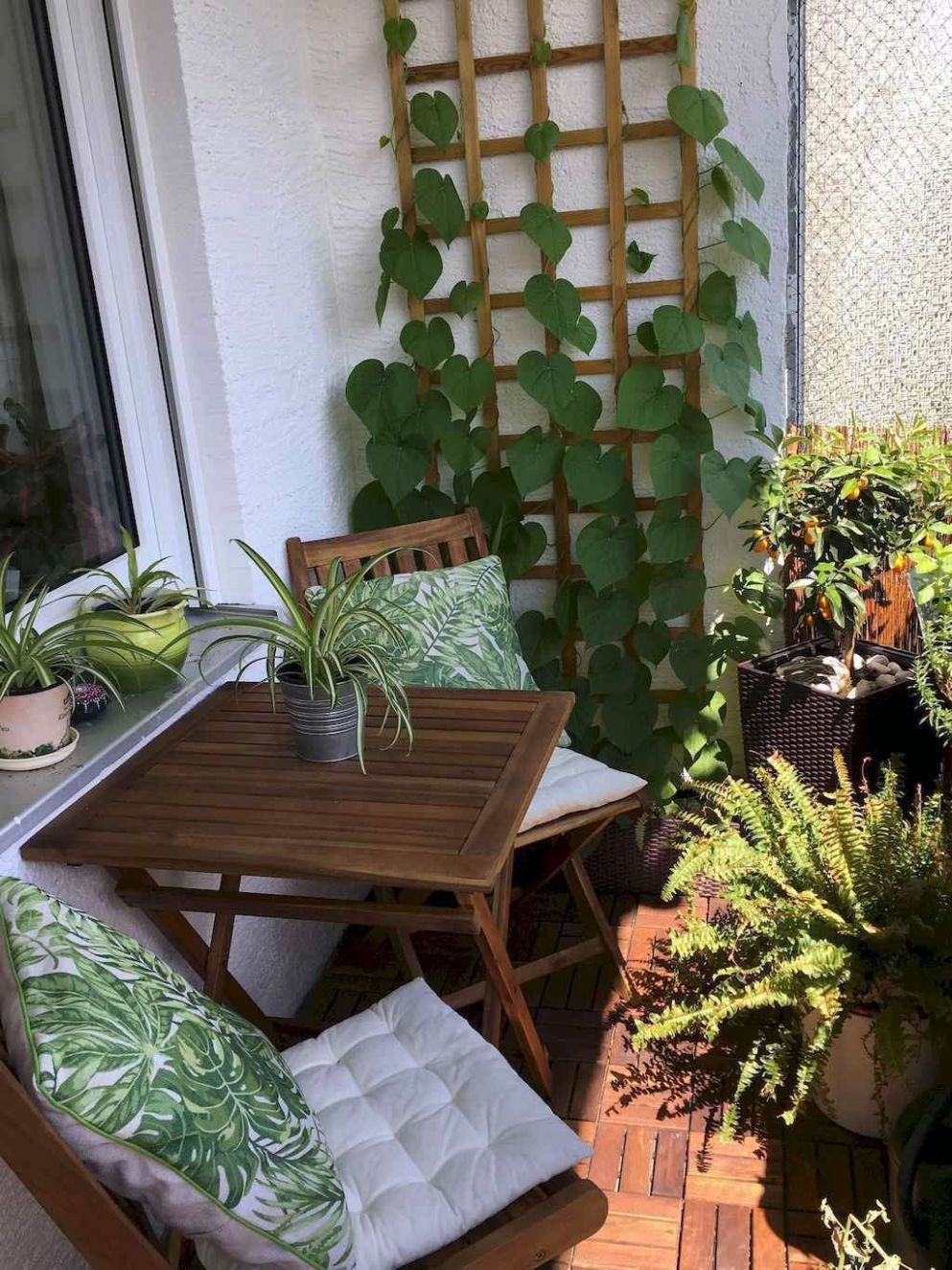 Wonderful ground floor apartment patio ideas for your home | Small ..